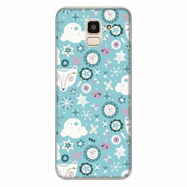 Ốp Lưng Dành Cho Samsung Galaxy J6 - Mẫu 73