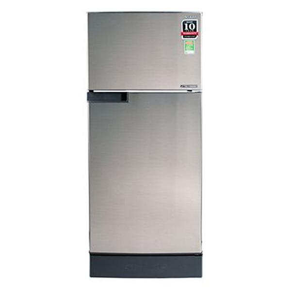 Tủ Lạnh Inverter Sharp SJ-X176E-SL (150L) - Bạc - 1127380 , 6656135709833 , 62_4296879 , 6000000 , Tu-Lanh-Inverter-Sharp-SJ-X176E-SL-150L-Bac-62_4296879 , tiki.vn , Tủ Lạnh Inverter Sharp SJ-X176E-SL (150L) - Bạc