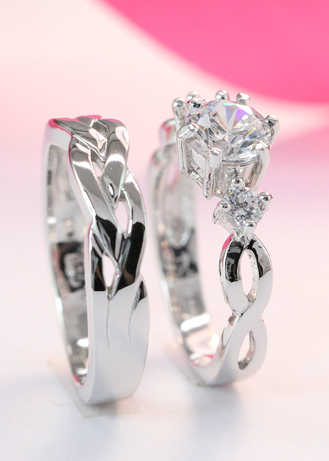Nhân đôi bạc nhẫn cặp bạc đẹp vô cực ND0181 - 1790785 , 3435520226949 , 62_9722733 , 550000 , Nhan-doi-bac-nhan-cap-bac-dep-vo-cuc-ND0181-62_9722733 , tiki.vn , Nhân đôi bạc nhẫn cặp bạc đẹp vô cực ND0181