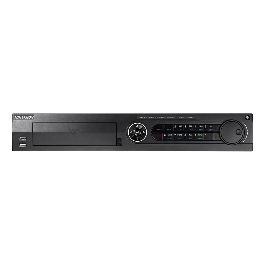 Đầu ghi hình 8 kênh HD-TVI 2MP/3MP/4MP H265+ DS-7308HQHI-K4 - Hàng Nhập Khẩu