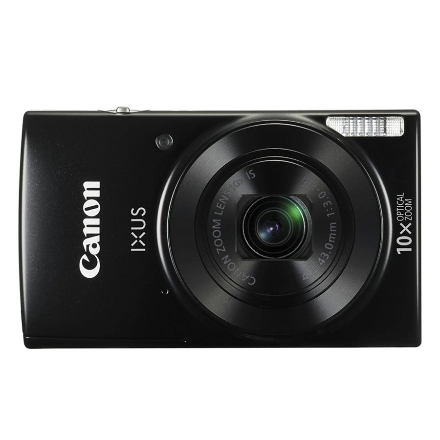 Máy Ảnh Canon IXUS 190 - Hàng Chính Hãng (Tặng Thẻ 16GB + Túi Máy + Tấm Dán LCD)