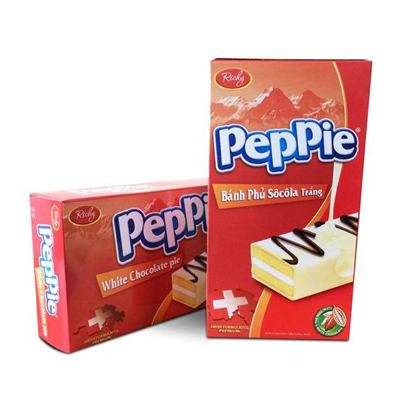 Bánh Peppie Richy (Hộp 6 Bánh) - 1919116 , 3026952734159 , 62_14687267 , 36000 , Banh-Peppie-Richy-Hop-6-Banh-62_14687267 , tiki.vn , Bánh Peppie Richy (Hộp 6 Bánh)