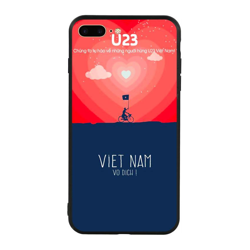 Ốp lưng viền TPU cho Iphone 7 Plus / 8 Plus - U23 Mẫu 4