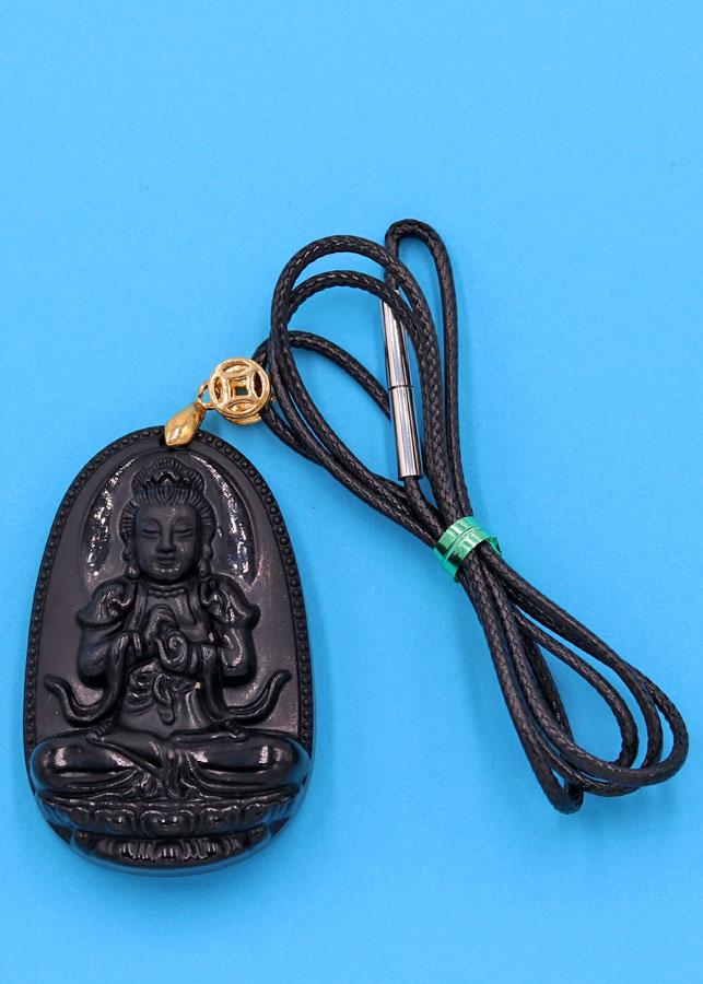 Vòng cổ Đại Nhật như lai thạch anh đen 4.3 cm - Phật bản mệnh tuổi Mùi, Thân - Đem lại bình an, may mắn cho người... - 2165422 , 4923966701209 , 62_13866641 , 380000 , Vong-co-Dai-Nhat-nhu-lai-thach-anh-den-4.3-cm-Phat-ban-menh-tuoi-Mui-Than-Dem-lai-binh-an-may-man-cho-nguoi...-62_13866641 , tiki.vn , Vòng cổ Đại Nhật như lai thạch anh đen 4.3 cm - Phật bản mệnh tuổi
