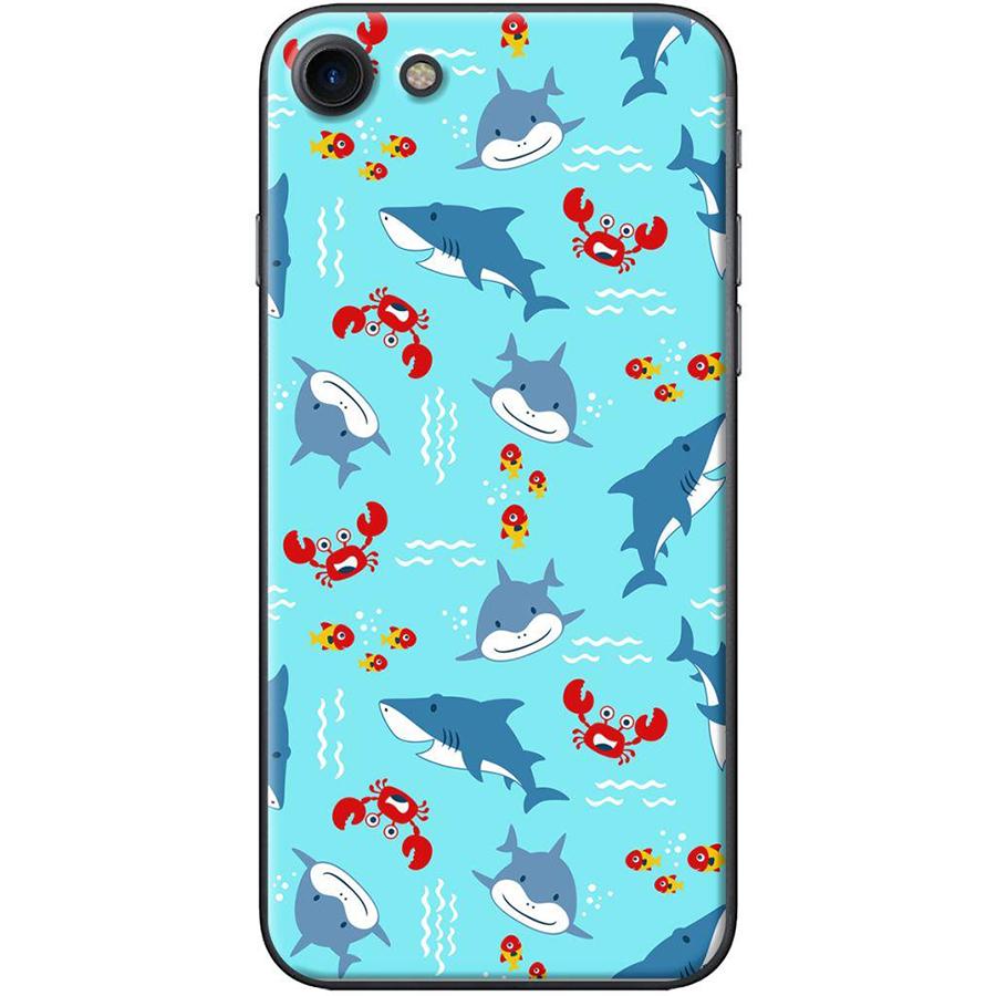 Ốp Lưng Dành Cho iPhone 7/8 Cá Mập - 1405518 , 6834289424707 , 62_7119027 , 150000 , Op-Lung-Danh-Cho-iPhone-7-8-Ca-Map-62_7119027 , tiki.vn , Ốp Lưng Dành Cho iPhone 7/8 Cá Mập