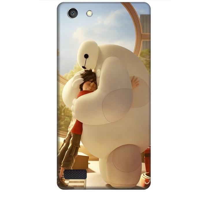 Ốp lưng dành cho điện thoại OPPO NEO 7 hình Big Hero Mẫu 03