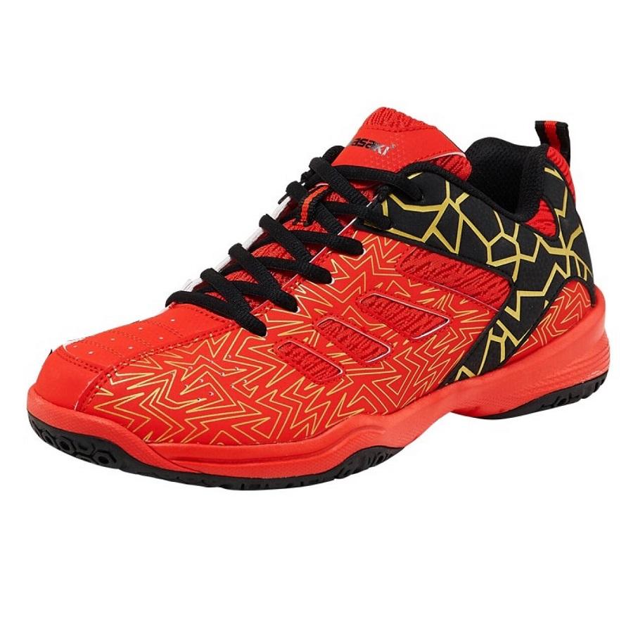 Giày cầu lông Kawasaki CH K075 màu đỏ - 1881596 , 5412155909087 , 62_10602333 , 1190000 , Giay-cau-long-Kawasaki-CH-K075-mau-do-62_10602333 , tiki.vn , Giày cầu lông Kawasaki CH K075 màu đỏ