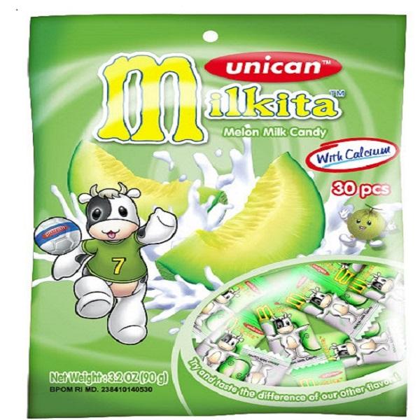 Kẹo viên Milkita hỗn hợp vị Dưa Gang (Bịch 30 viên) - 1832032 , 8587462028657 , 62_13674374 , 15000 , Keo-vien-Milkita-hon-hop-vi-Dua-Gang-Bich-30-vien-62_13674374 , tiki.vn , Kẹo viên Milkita hỗn hợp vị Dưa Gang (Bịch 30 viên)