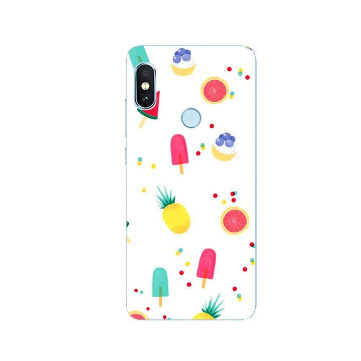 Ốp Lưng Dẻo Cho Điện thoại Xiaomi Redmi Note 5 - Summer 01
