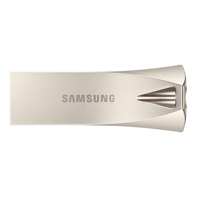 SAMSUNG BAR PLUS 200MB/S USB 3.1 Gen 1 Flash Drive 200MB/S Pen Drive Metal Memory Stick Storage Device