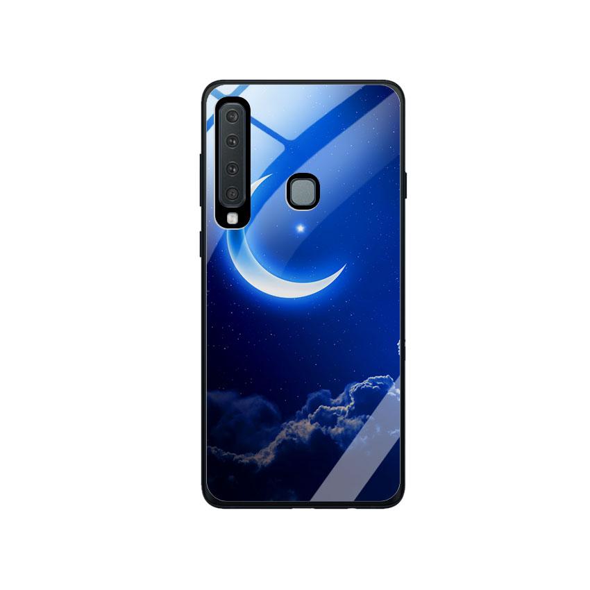 Ốp Lưng Kính Cường Lực cho điện thoại Samsung Galaxy A9 2018 - 0220 MOON01