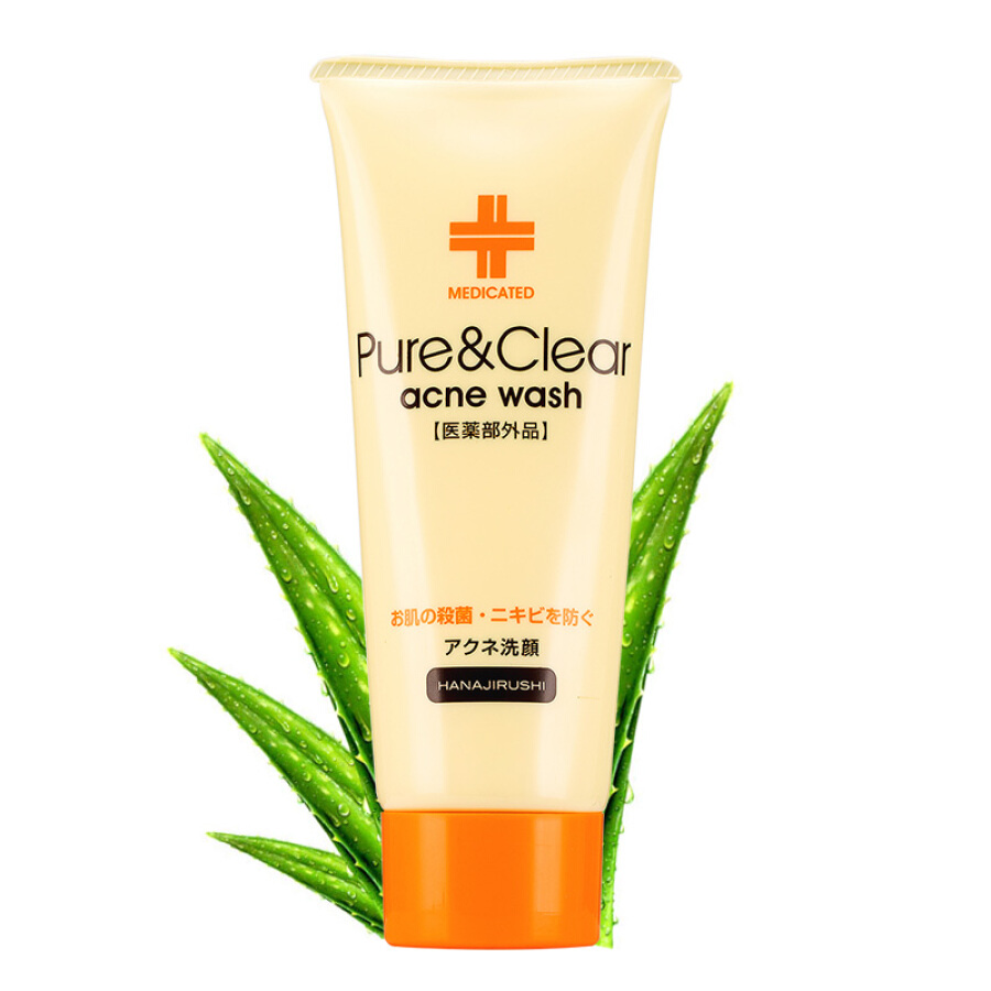 HANAJIRUSHI anti-acne skin care facial cleanser 100g (deep clean gentle cleansing acne men and women) - 1475875 , 4387614571345 , 62_10483331 , 290000 , HANAJIRUSHI-anti-acne-skin-care-facial-cleanser-100g-deep-clean-gentle-cleansing-acne-men-and-women-62_10483331 , tiki.vn , HANAJIRUSHI anti-acne skin care facial cleanser 100g (deep clean gentle clean