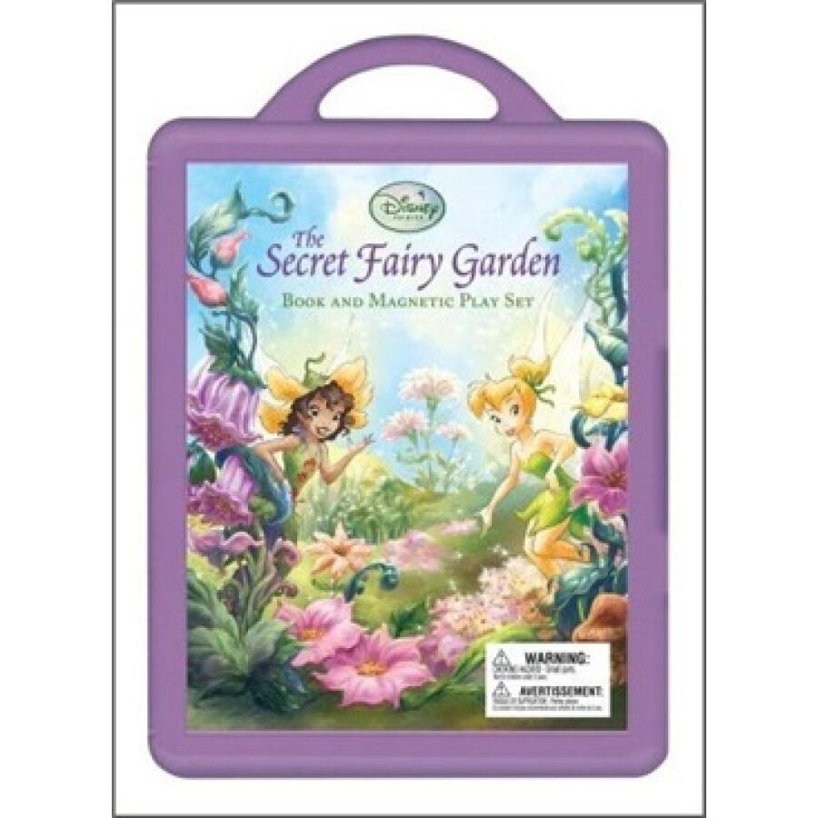 The Secret Fairy Garden - 1225214 , 2901001250679 , 62_5232717 , 1870000 , The-Secret-Fairy-Garden-62_5232717 , tiki.vn , The Secret Fairy Garden