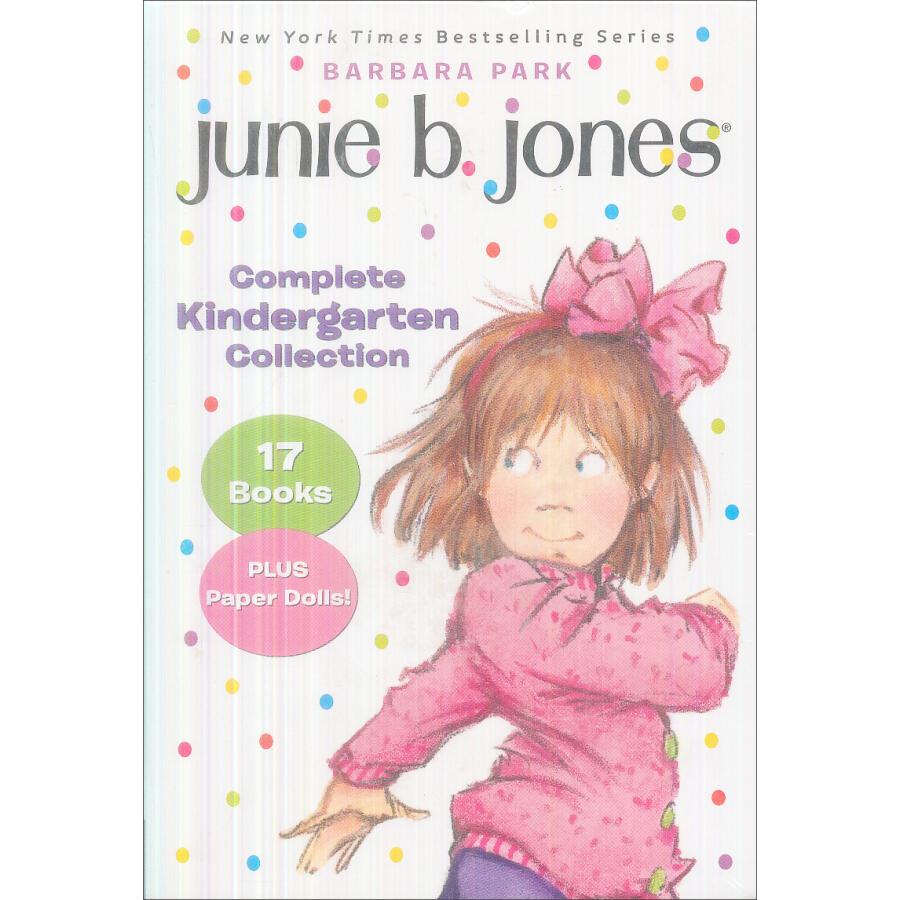 Junie B. Jones Complete Kindergarten Collection: