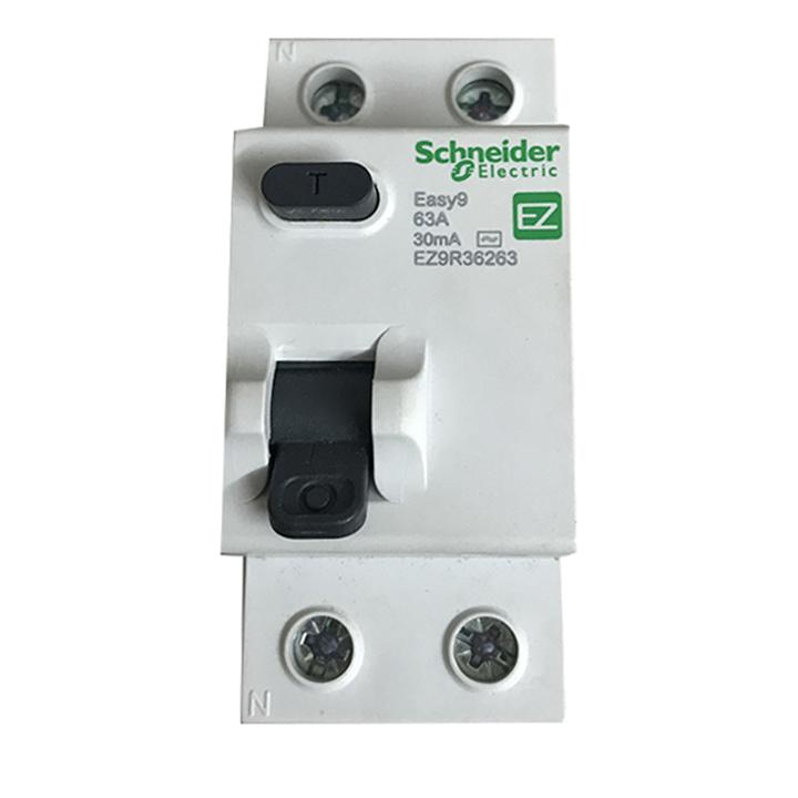 Aptomat chống rò, bảo vệ quá tải, ngắn mạch - RCBO 40A Schneider