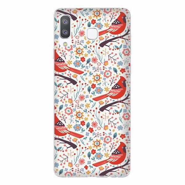 Ốp lưng dành cho điện thoại Samsung Galaxy A7 2018/A750 - A8 STAR - A9 STAR - A50 - Mẫu 16