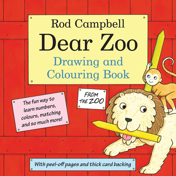 The Dear Zoo Drawing And Colouring Book - Thân gửi sở thú - 970099 , 4936413666693 , 62_2363137 , 198000 , The-Dear-Zoo-Drawing-And-Colouring-Book-Than-gui-so-thu-62_2363137 , tiki.vn , The Dear Zoo Drawing And Colouring Book - Thân gửi sở thú
