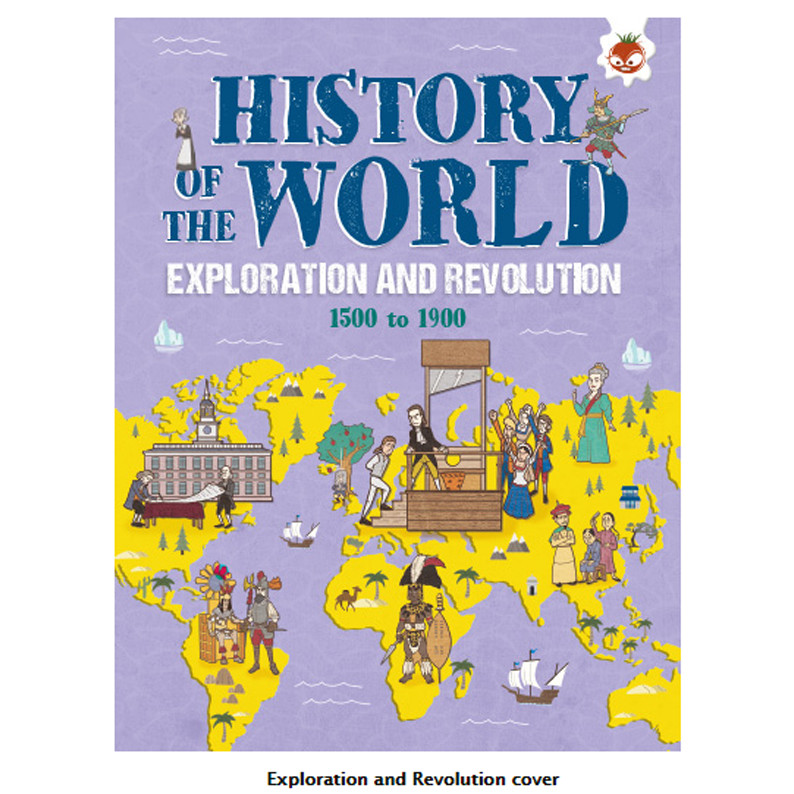 History of the World Exploration and Evolution