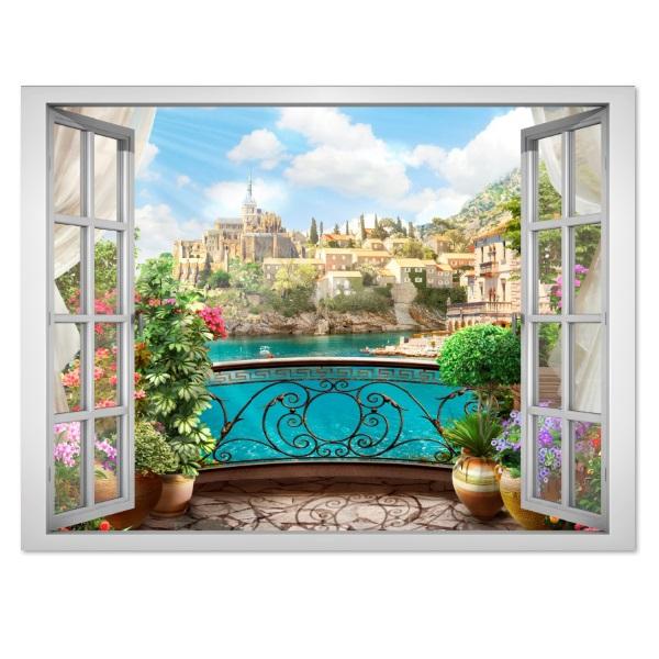 Tranh dán tường cửa sổ cảnh biển xanh mát VT0031 nhiều kích thước - 2353696 , 7636472280812 , 62_15354087 , 432000 , Tranh-dan-tuong-cua-so-canh-bien-xanh-mat-VT0031-nhieu-kich-thuoc-62_15354087 , tiki.vn , Tranh dán tường cửa sổ cảnh biển xanh mát VT0031 nhiều kích thước