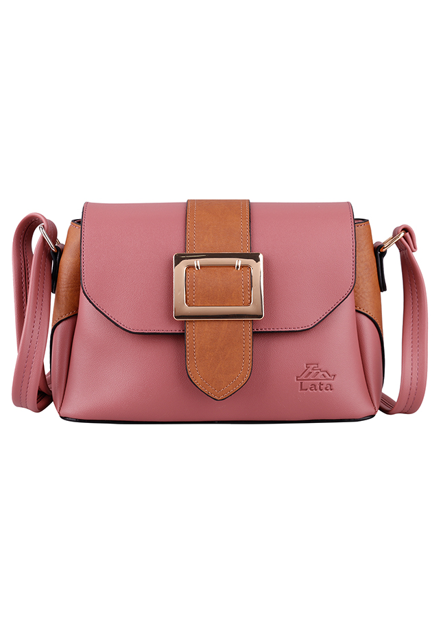 Túi đeo chéo nữ thời trang Lata HN60