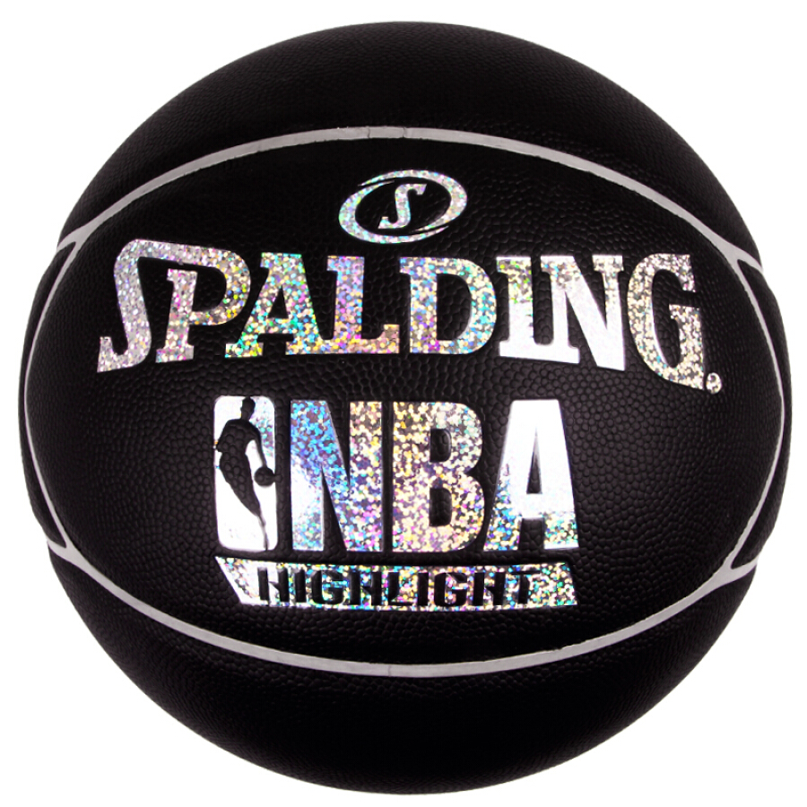 Bóng Rổ Cao Su Spalding NBA Los 83-156Y Angeles Lakers Outdoor Số 7