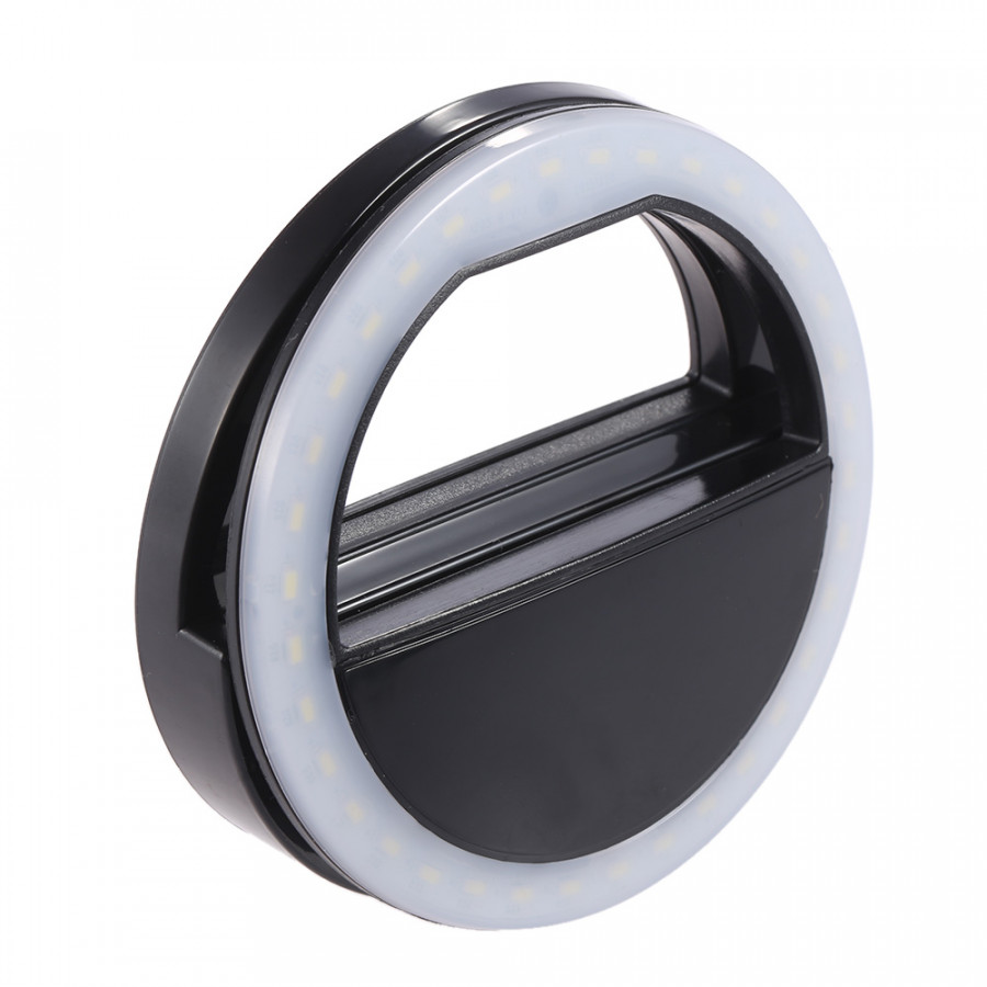 Andoer Xj-01 Portable Clip-On Mini 36 LED Selfie Ring Lamp Fill-In Light Night Using Supplementary Lighting For Iphone - 2372495 , 5839678872771 , 62_15536947 , 224000 , Andoer-Xj-01-Portable-Clip-On-Mini-36-LED-Selfie-Ring-Lamp-Fill-In-Light-Night-Using-Supplementary-Lighting-For-Iphone-62_15536947 , tiki.vn , Andoer Xj-01 Portable Clip-On Mini 36 LED Selfie Ring Lamp