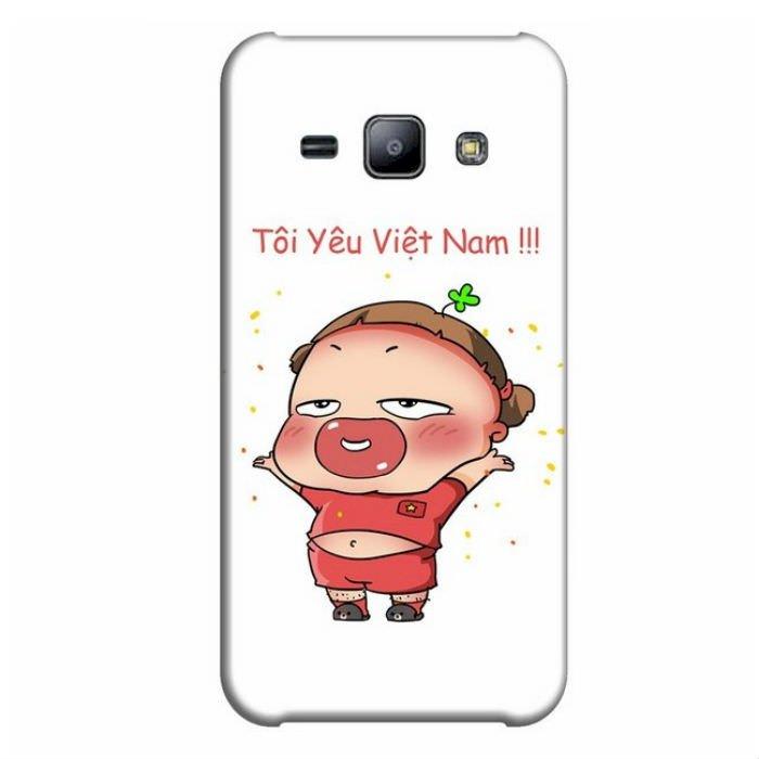 Ốp Lưng Dành Cho Samsung Galaxy J2 Quynh Aka 1