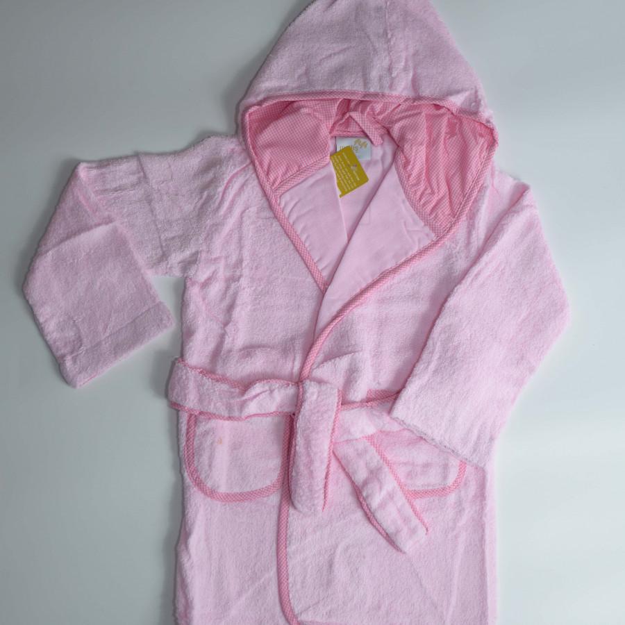 Áo choàng tắm trẻ em cotton Mollis ACE8 70 cm