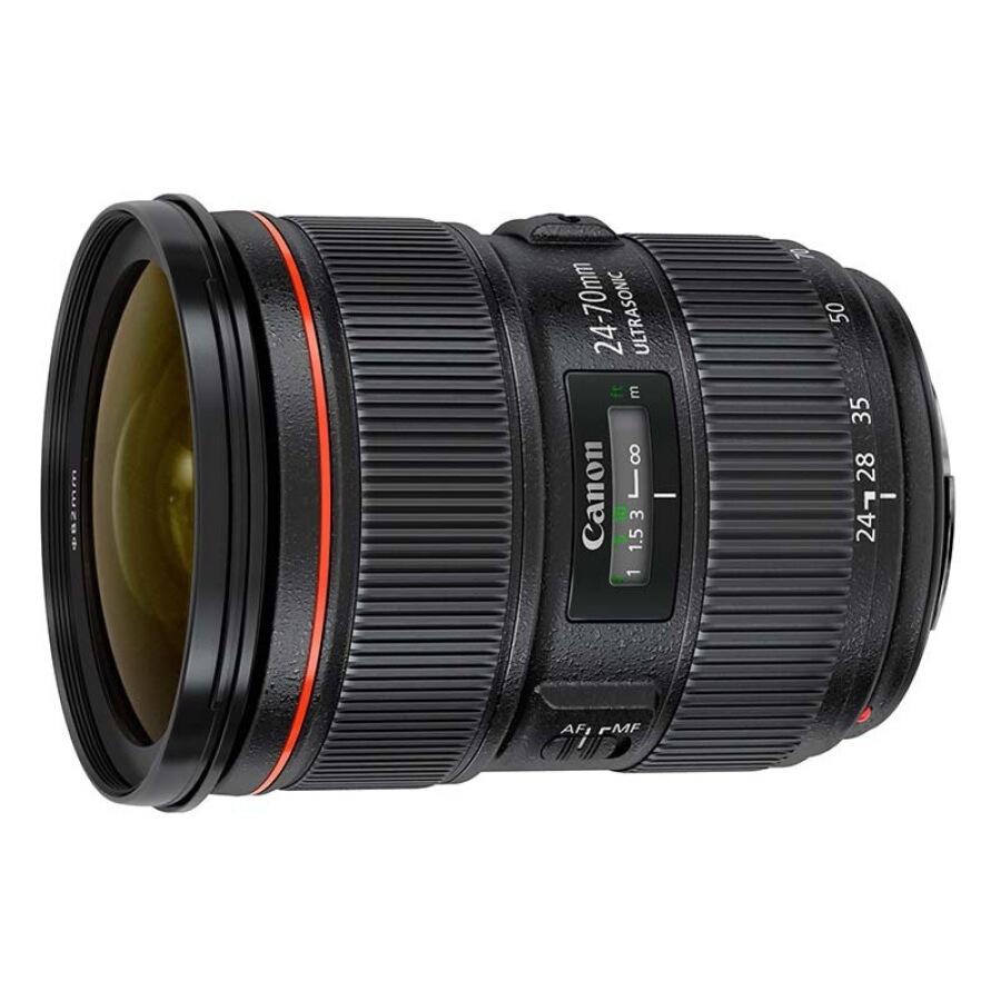 Ống Kính Zoom Canon EF 24-70mm f / 2.8L II USM