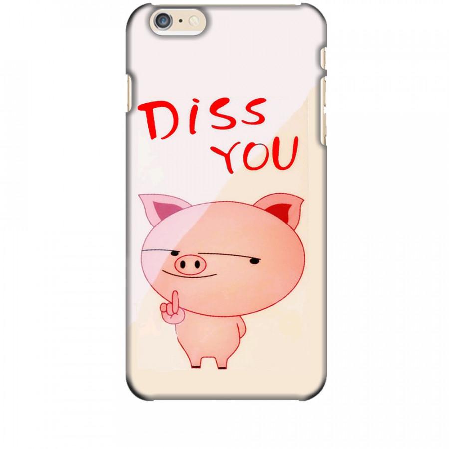Ốp lưng dành cho điện thoại iPhone 6/6s - 7/8 - 6 Plus - Pig Cute