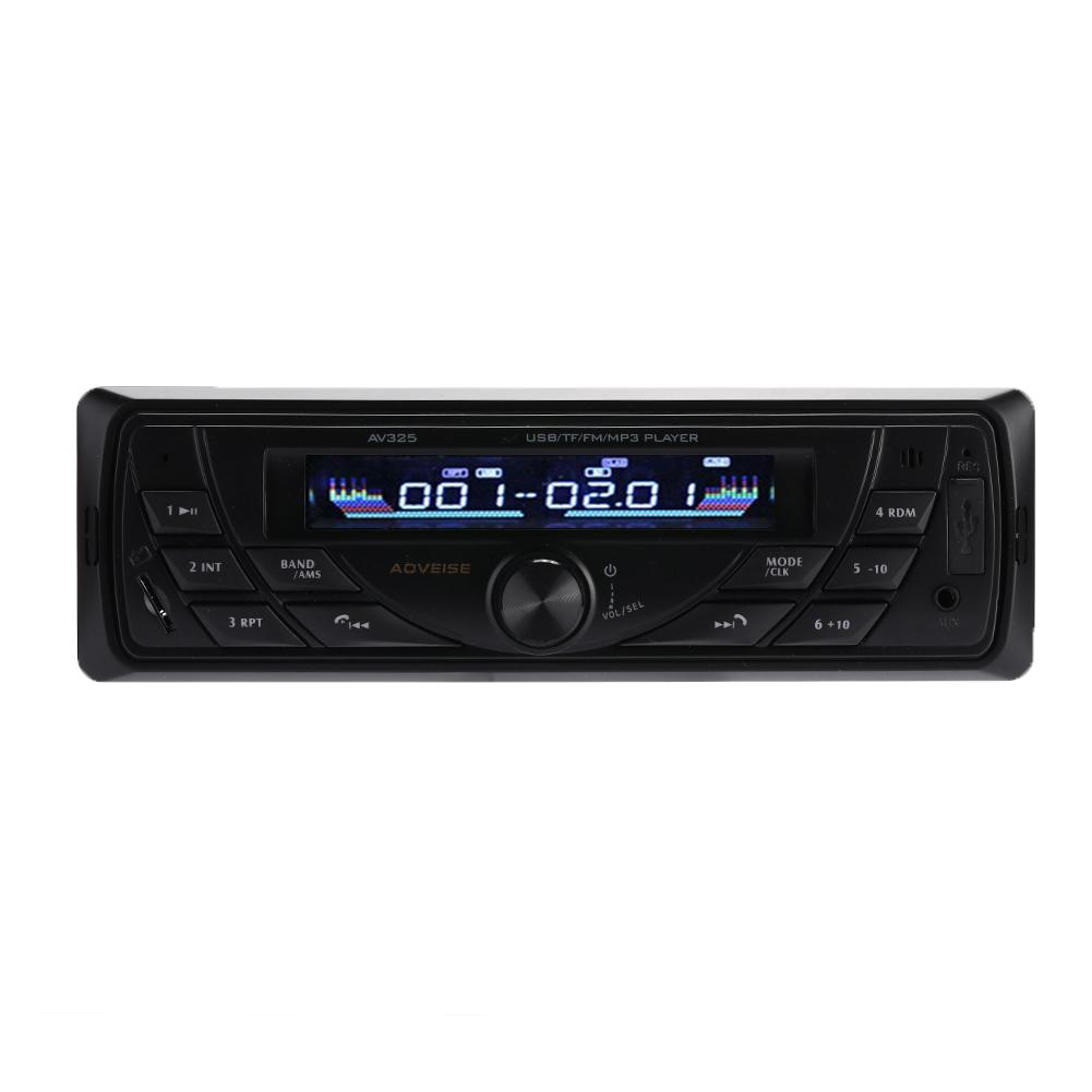 Bộ Audio MP3 Bluetooth Tự Động Cho Ô Tô DC (12V AV325)