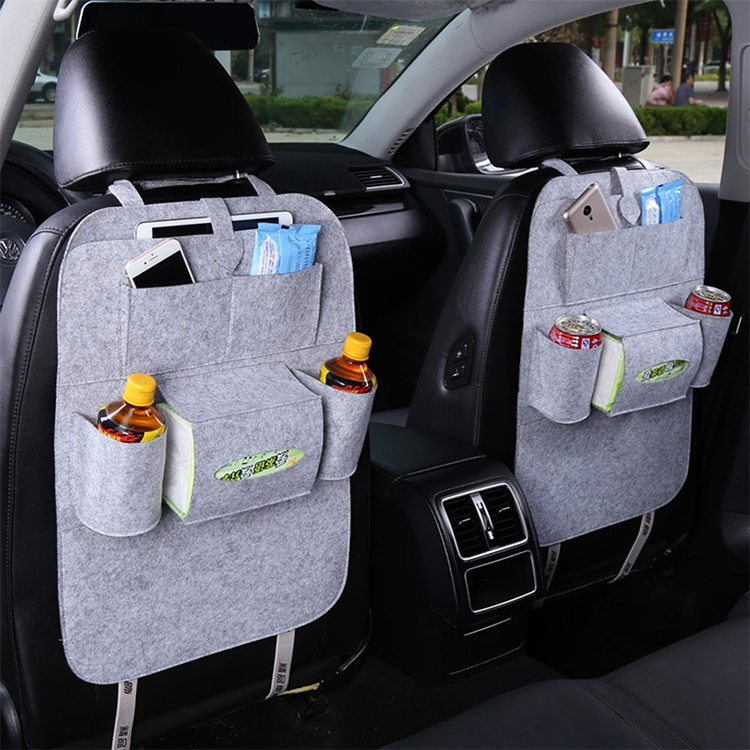 Auto Car Backseat Organizer Car-Styling Holder Felt Covers Versatile Multi-Pocket Seat Wool Felt Storage Container - 1509986 , 9800824750713 , 62_13761886 , 184000 , Auto-Car-Backseat-Organizer-Car-Styling-Holder-Felt-Covers-Versatile-Multi-Pocket-Seat-Wool-Felt-Storage-Container-62_13761886 , tiki.vn , Auto Car Backseat Organizer Car-Styling Holder Felt Covers Ver
