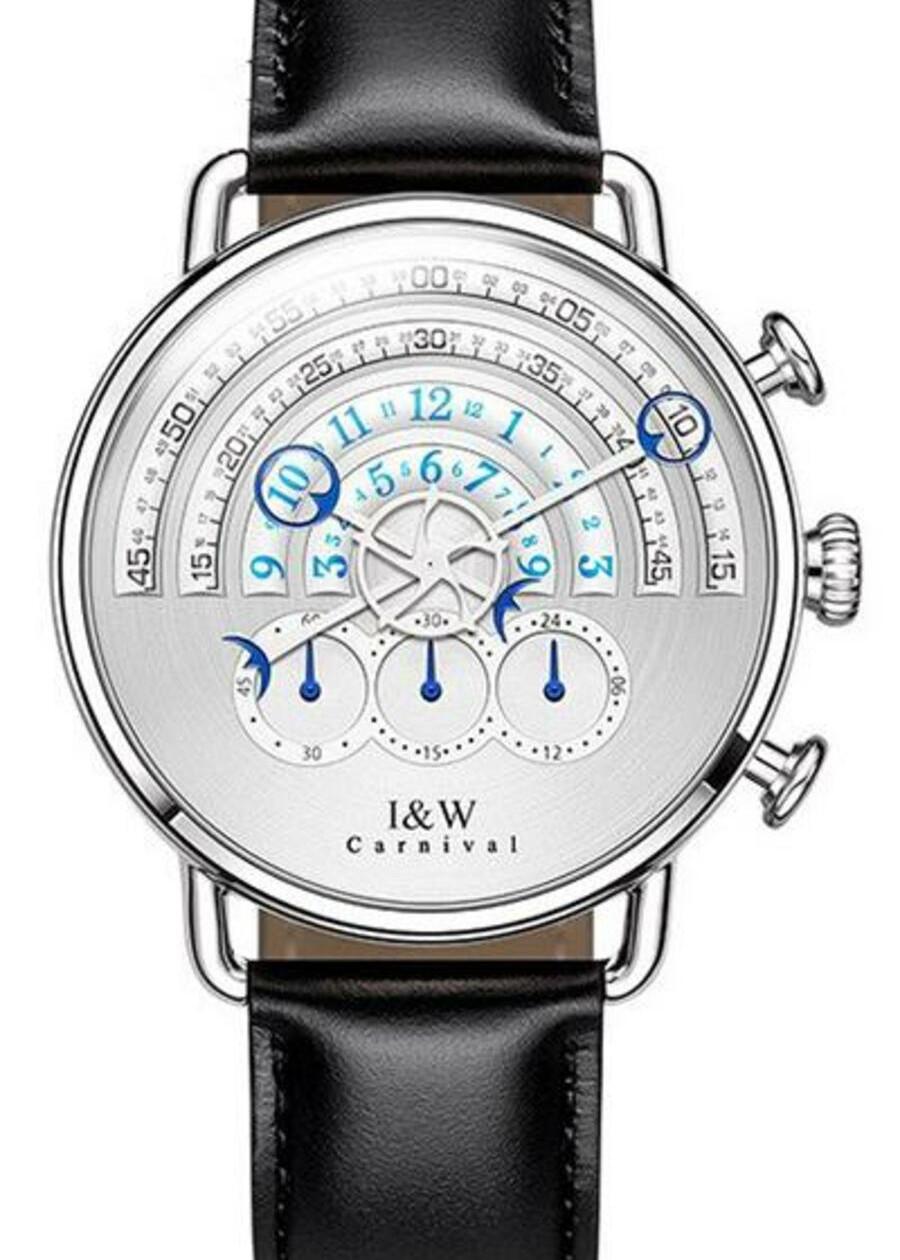 Đồng hồ nam Carnival IW816.111.02