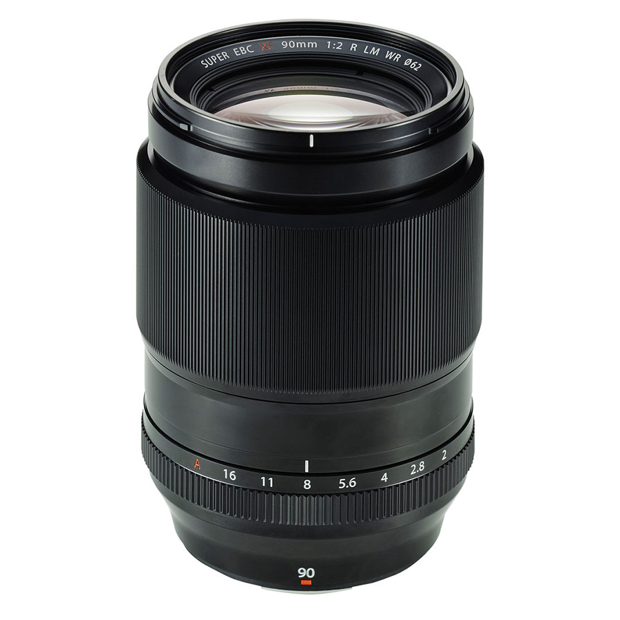 Ống Kính Fujifilm Fujinon XF 90mm F2 R LM WR - Hàng Chính Hãng