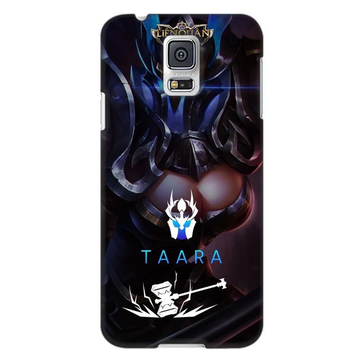Ốp Lưng Nhựa Cứng Nhám Dành Cho Samsung Galaxy S5 In Hình Taara