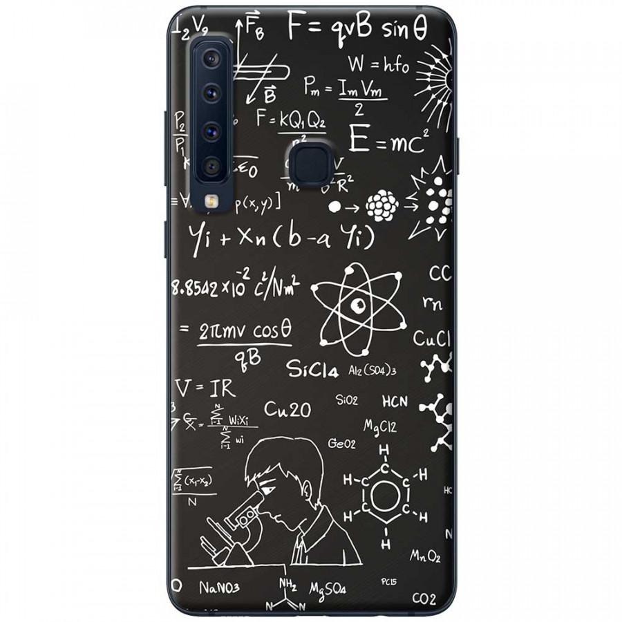 Ốp lưng dành cho Samsung Galaxy A9 (2018) mẫu Hóa học