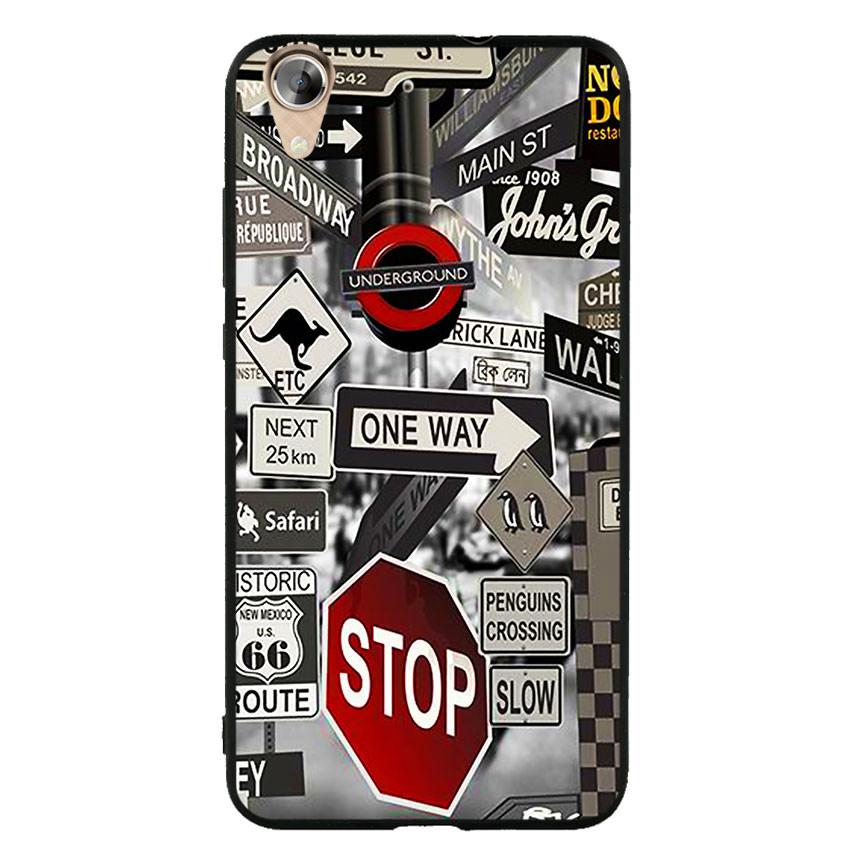 Ốp lưng viền TPU cho điện thoại Huawei Y6 II -Street 01