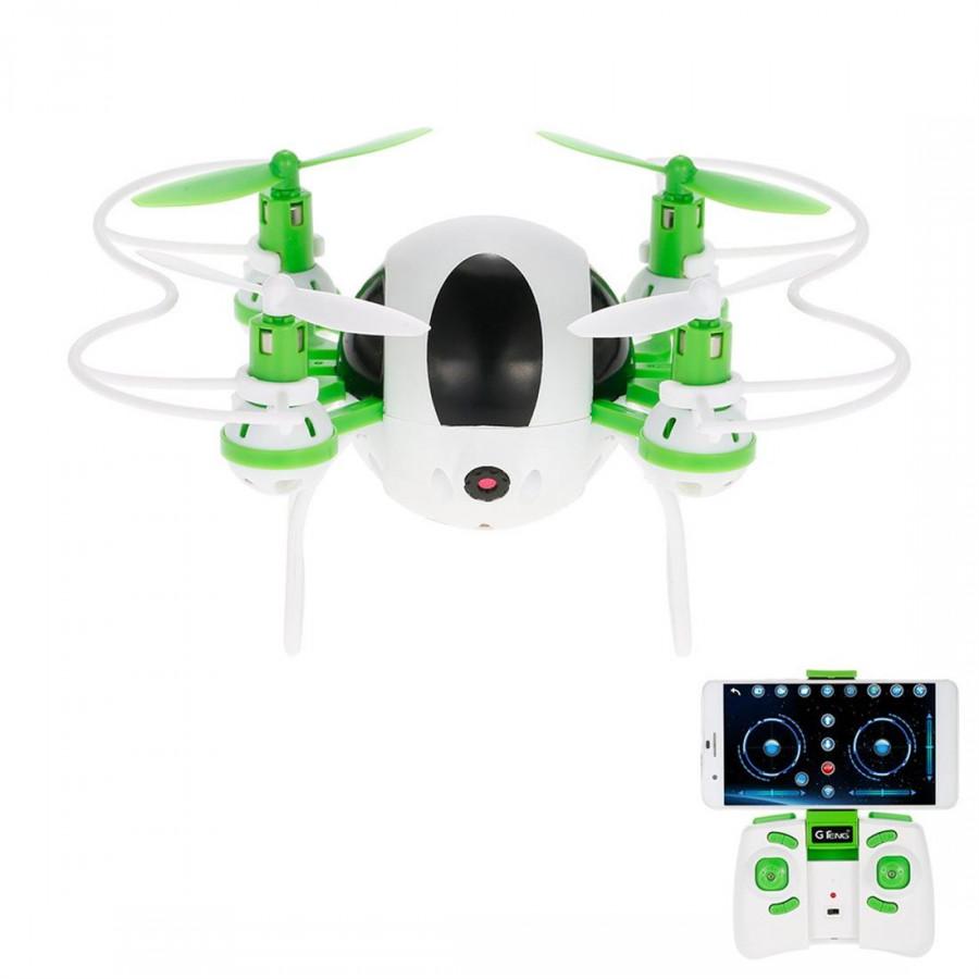 Flycam GTeng T902W Selfie Drone WIFI FPV RC