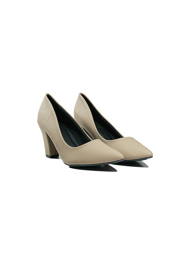Giày Cao Gót Nữ Bít Mũi Ivanka BT010