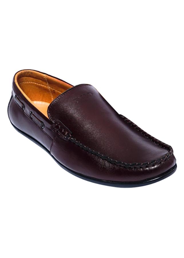 Giày Tây Nam Da Thật CHC Store CHCGD06 - Nâu