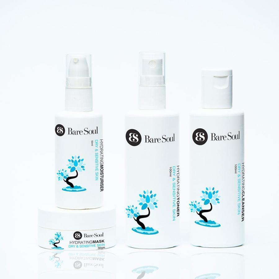 Bộ sản phẩm nuôi dưỡng BareSoul – Da khô  da nhạy cảm – Full set Hydrating Dry  Sensitive Skin - 999204 , 8439510101143 , 62_2729195 , 1750000 , Bo-san-pham-nuoi-duong-BareSoul-Da-kho-da-nhay-cam-Full-set-Hydrating-Dry-Sensitive-Skin-62_2729195 , tiki.vn , Bộ sản phẩm nuôi dưỡng BareSoul – Da khô  da nhạy cảm – Full set Hydrating Dry  Sensitive