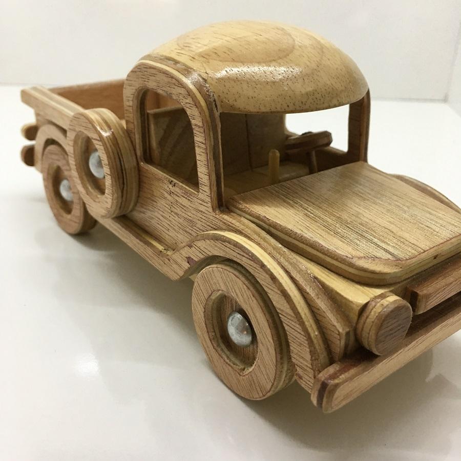 Đồ Chơi gỗ Xe tải Cổ