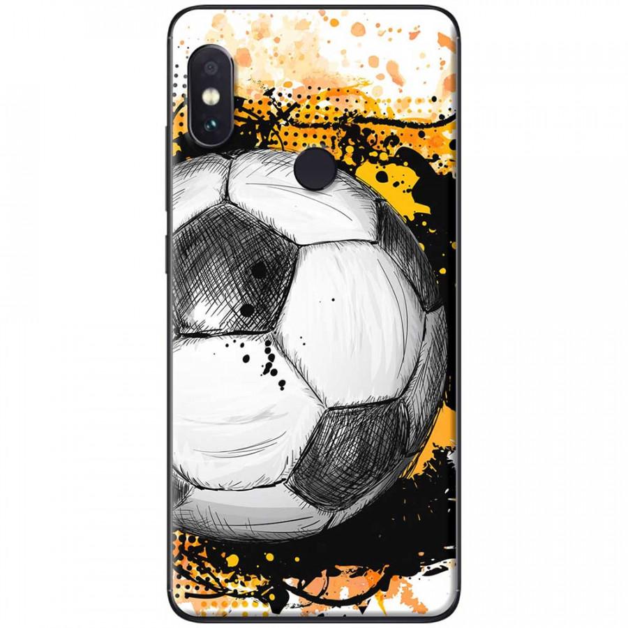 Ốp lưng dành cho Xiaomi Redmi Note 5 mẫu Quả bóng