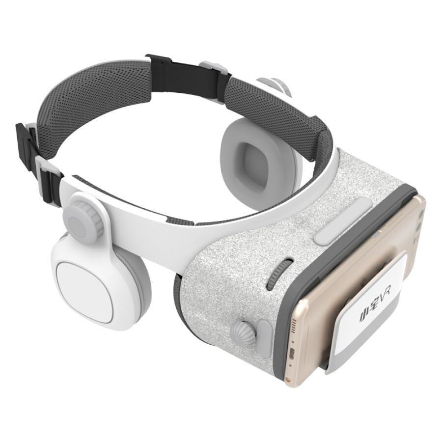 Kính Thực Tế Ảo VR Small House Xiaozhai Z5 Kèm Tai Nghe Hỗ Trợ Xem Phim Và Chơi Game 3D - Xám