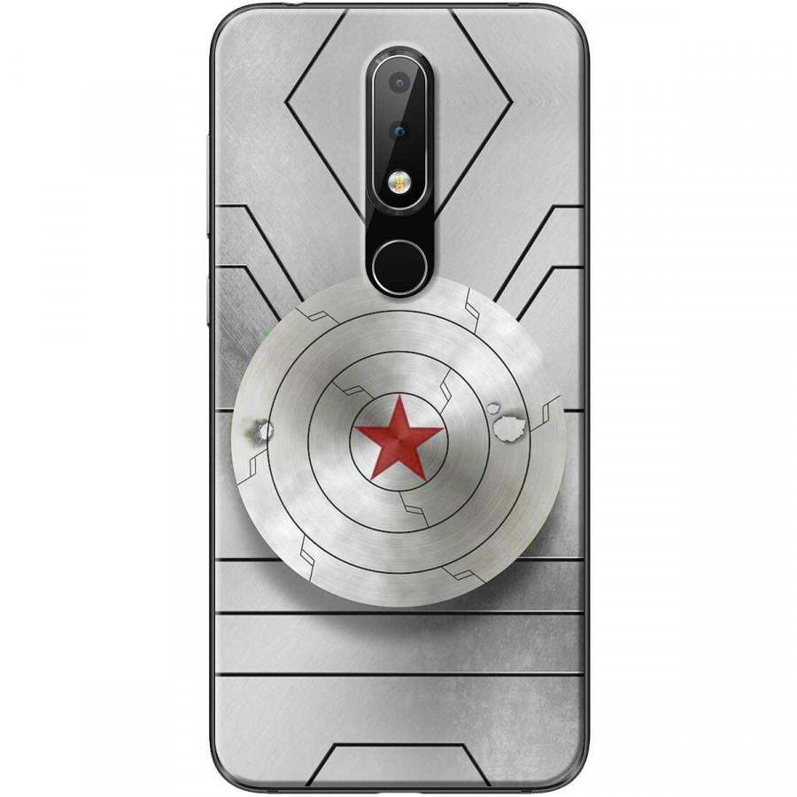 Ốp lưng dành cho điện thoại Nokia 6.1 Plus Mẫu Shield
