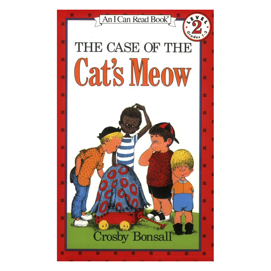 The Case of the Cats Meow (I Can Read Level 2)