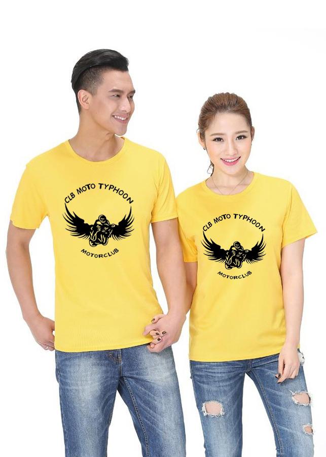 Bộ Áo Thun Đôi Nam Nữ  Màu Vàng A11273 - 2060408 , 3827209958218 , 62_12467390 , 265000 , Bo-Ao-Thun-Doi-Nam-Nu-Mau-Vang-A11273-62_12467390 , tiki.vn , Bộ Áo Thun Đôi Nam Nữ  Màu Vàng A11273