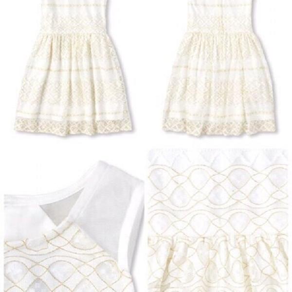 Đầm ren trắng bé gái 011062 - 2148826 , 8721445166411 , 62_13709113 , 215000 , Dam-ren-trang-be-gai-011062-62_13709113 , tiki.vn , Đầm ren trắng bé gái 011062
