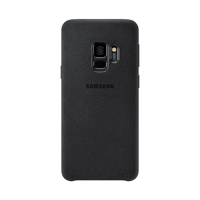 Ốp Lưng Samsung Alcantara Galaxy S9 plus - Hàng Chính Hãng