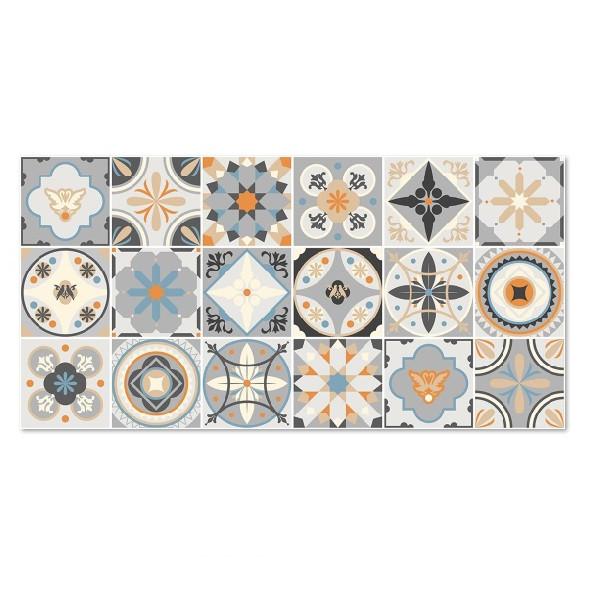 Decal gạch bông hoa văn cổ điển dán bếp bền đẹp GB-025 KT 120 x 60 cm - 2329941 , 4488754201397 , 62_15085411 , 250000 , Decal-gach-bong-hoa-van-co-dien-dan-bep-ben-dep-GB-025-KT-120-x-60-cm-62_15085411 , tiki.vn , Decal gạch bông hoa văn cổ điển dán bếp bền đẹp GB-025 KT 120 x 60 cm